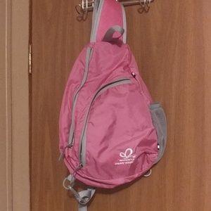 Waterfly crossbody bag